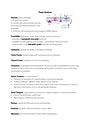 Cover page of Biology Units 3/4 Complete Summary