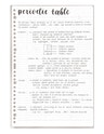 Cover page of [SAMPLE] SACE Y10 Intro to Chemistry; How to Read the Periodic Table, Types of Chemicals, Atomic Structure, Octet Rule, Electron Configuration, Ionic Bonding, Metallic Bonding, Covalent Bonding